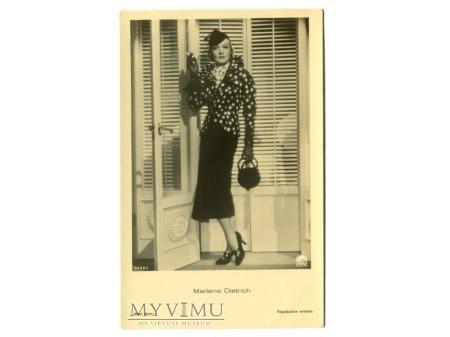 Marlene Dietrich Verlag ROSS 9498/1