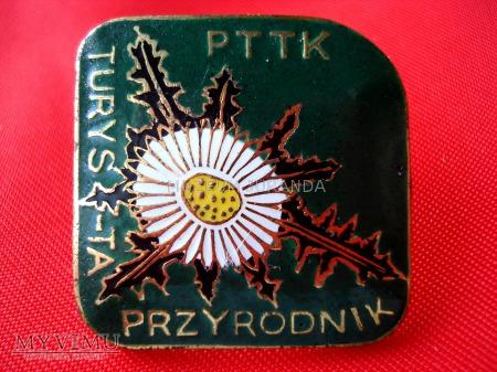 Odznaka Turysta Przyrodnik (popularna)