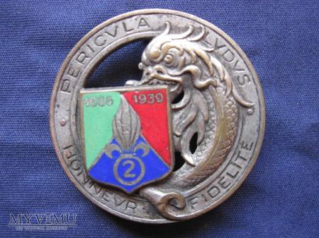 2 régiment étranger de cavalerie, type 2