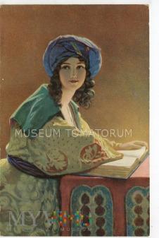 Amerling - Kobieta orientalna