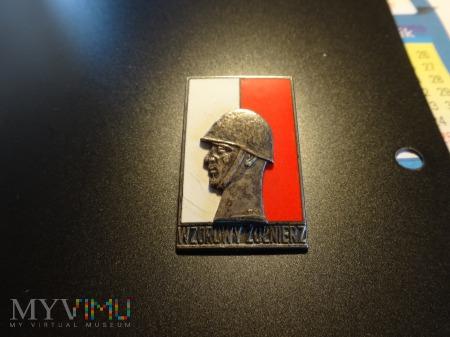 Wzorowy Żołnierz wzór 1 z 1958r - zbój