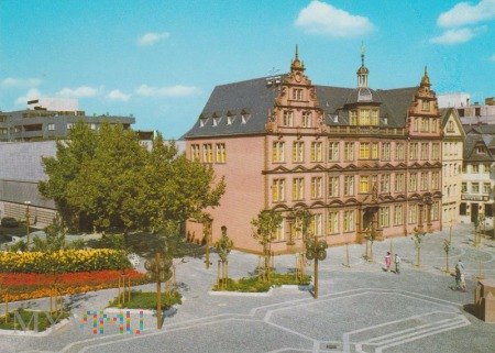 Mainz Am Rheim