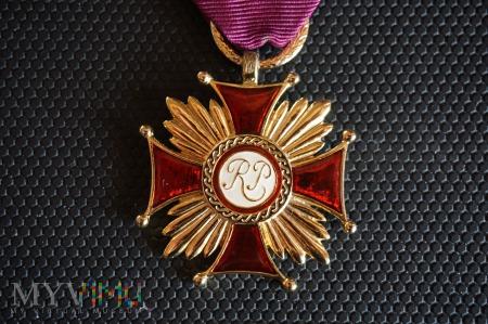 Duże zdjęcie Złoty Krzyż Zaslugi - Białkiewicz Londyn