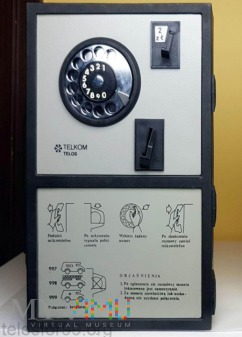 Automat wrzutowy Telos AW-7