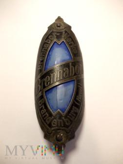Emblemat stalowy Brennabor