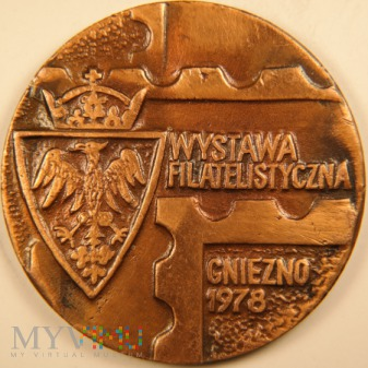 1978 - Wystawa filatelistyczna Gniezno
