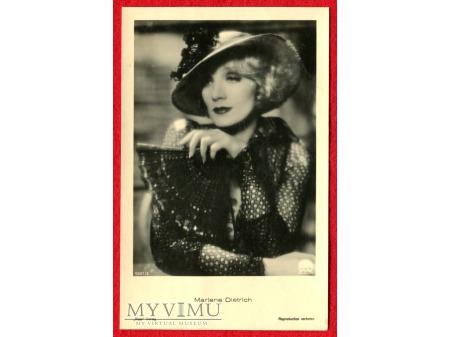 Marlene Dietrich Verlag ROSS 7021/2
