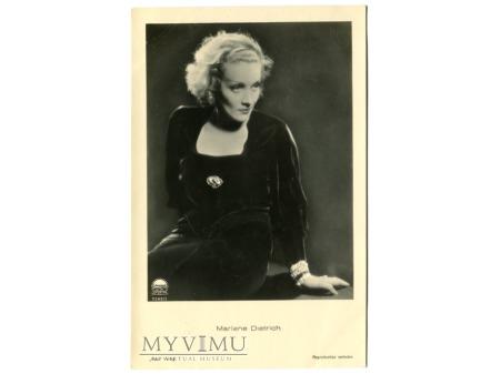 Marlene Dietrich Verlag ROSS 7292/1