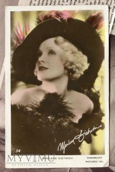 Marlene Dietrich Marlena 34 Paramount