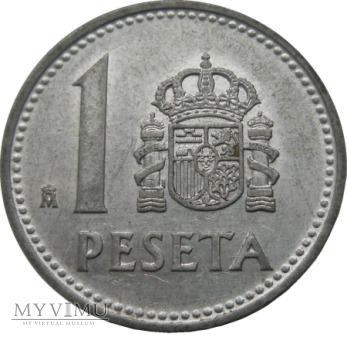 1 Peseta, 1988 rok.
