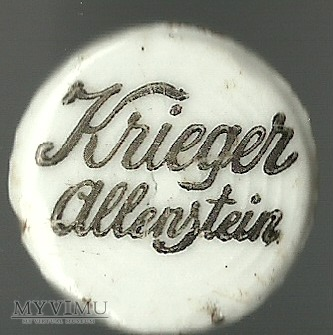 Allenstein (Olsztyn) - W. Krieger