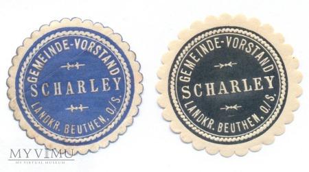 Zalepka listowa Scharley