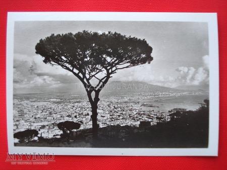 Neapol - Panorama z San Martino