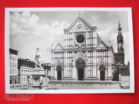 Florencja - Kościół Santa Croce