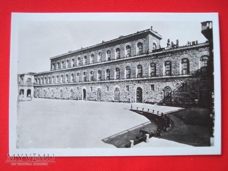 Florencja - Palazzo Pitti