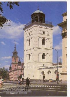 W-wa - Kościół św. Anny - 1987