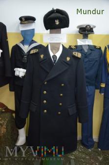Płaszcz kontradmirała MW