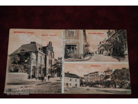 Neuenburg - 1915 - Nowe nad Wisłą
