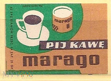 Pij kawę Marago.Sianów