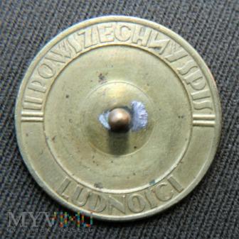 Odznaka Za ofiarną pracę 9.XII.1931