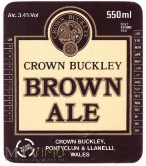 Crown Buckley, Brown ale