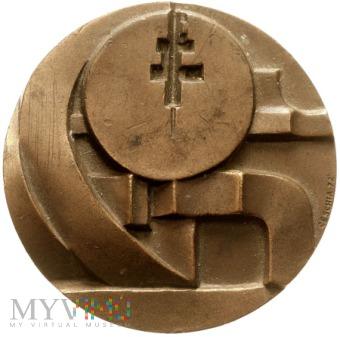Medal XVIII KONGRES EUCHARYSTYCZNY (1972)