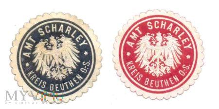 Zalepka listowa AMT Scharley