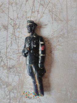 KWHW Policja bezpieczeństwa w mundurze SS
