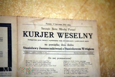 Kurier Weselny