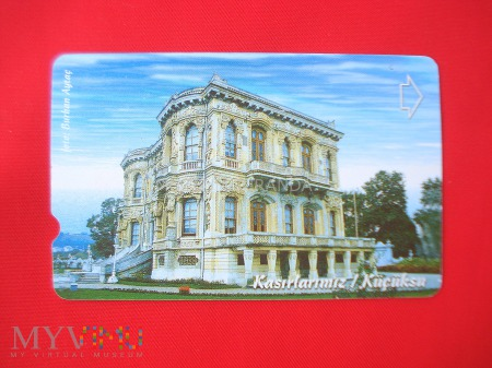 Duże zdjęcie Karta z Turcji (4)