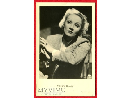 Marlene Dietrich Verlag ROSS 9309/1