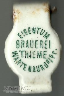 Wartenburg (Barczewo) - Brauerei Thieme