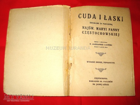 """CUDA I ŁASKI..."""