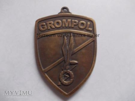 Medal GROMPOL 1 Maraton Twardziela Dziwnów 2007