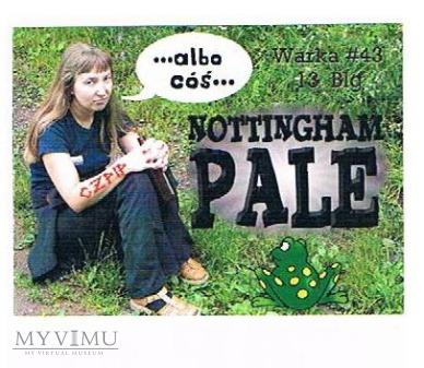 nottingham pale