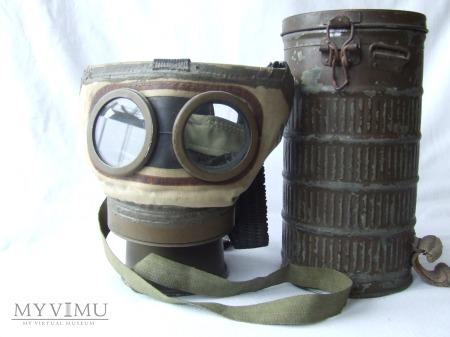 Maska przeciwgazowa wz 24