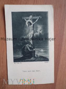 Niemiec Benedykt O. franciszkanin Panewniki 1951