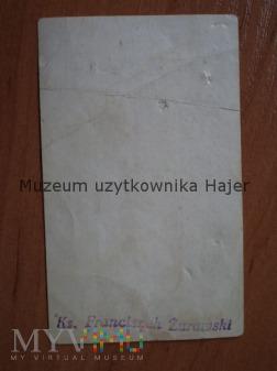 Żurawski Franciszek Ksiądz
