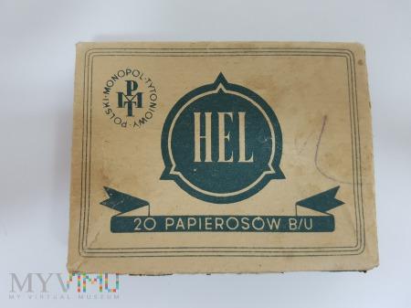 Papierosy HEL 20 szt. PMT - Pudełko