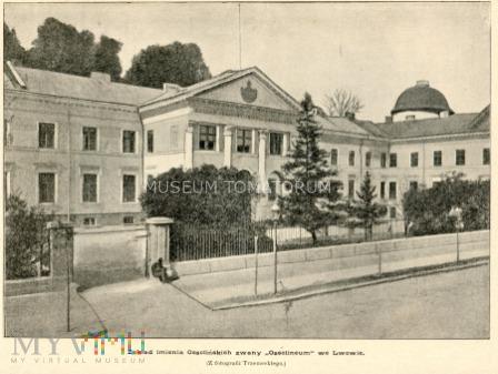 Lwów - Zakład Ossolinskich