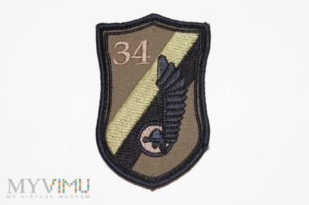 Oznaka rozpoznawcza 34BKPanc wersja polowa (2)