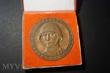 Medal - Za Długoletnią Ofiarną Służbę