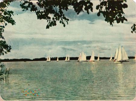 Duże zdjęcie Na szlaku jezior mazurskich
