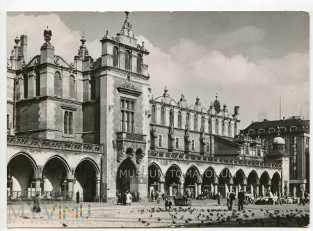 Kraków - Rynek - Sukiennice - 1958