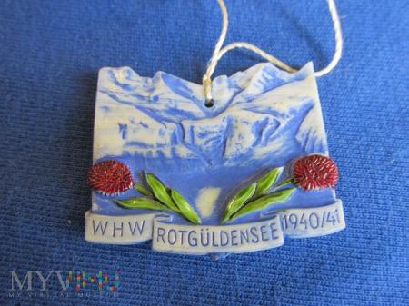 Alpejski Salzburg-zawieszki KWHW-Rotkugoldensee