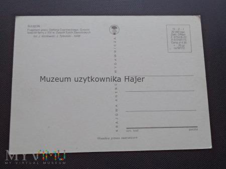SULĘCIN Plac Stefana Czarnieckiego. Gotycki