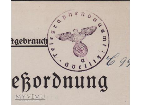 Książka telegrafisty 1939
