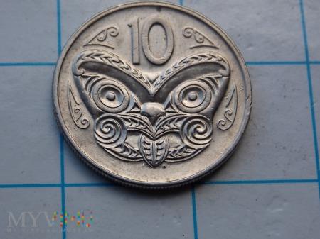 10 PENSÓW 1980 - NOWA ZELANDIA