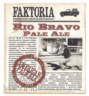 Faktoria, Rio Bravo Pale Ale