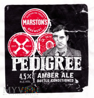Marston's, Pedigree